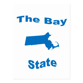 Massachusetts: The Bay State Postcard