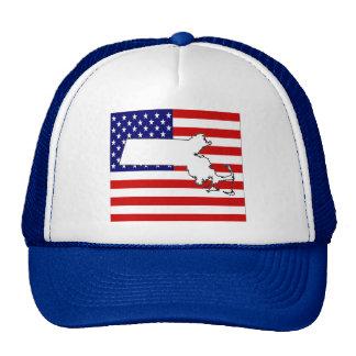 MASSACHUSETTS TRUCKER HAT