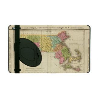 Massachusetts US iPad Case