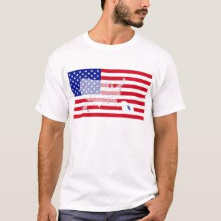 Massachusetts, USA T-Shirt