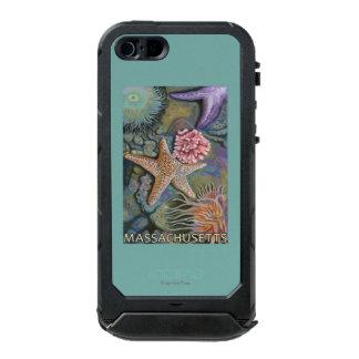 MassachusettsTidepool Scene Incipio ATLAS ID™ iPhone 5 Case