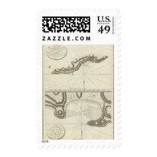 Massacre Bay, Samoan Islands 2 Stamp