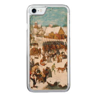 Massacre of the Innocents by Pieter Bruegel Carved iPhone 8/7 Case