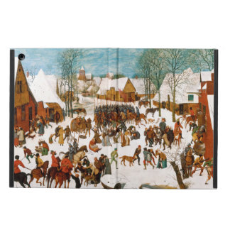 Massacre of the Innocents by Pieter Bruegel Case For iPad Air