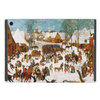Massacre of the Innocents by Pieter Bruegel Case For iPad Mini