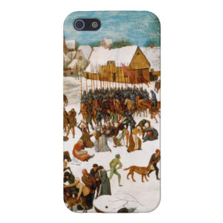 Massacre of the Innocents by Pieter Bruegel Case For iPhone SE/5/5s