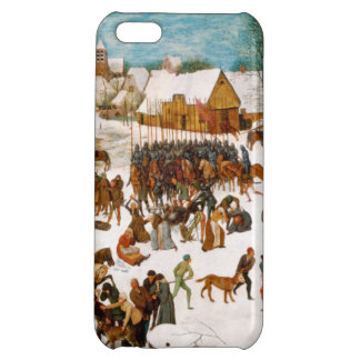 Massacre of the Innocents by Pieter Bruegel Cover For iPhone 5C