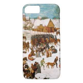 Massacre of the Innocents by Pieter Bruegel iPhone 8/7 Case