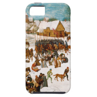 Massacre of the Innocents by Pieter Bruegel iPhone SE/5/5s Case