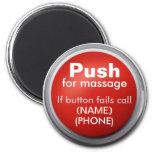 Massage_Button Magnet