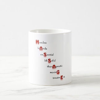 MASSAGE+gifts Coffee Mug
