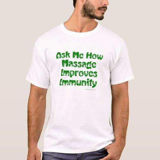 Massage Immunity Shirt