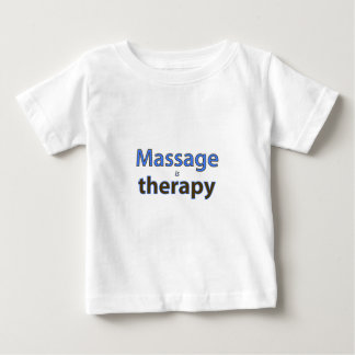 Massage is therapy shirt
