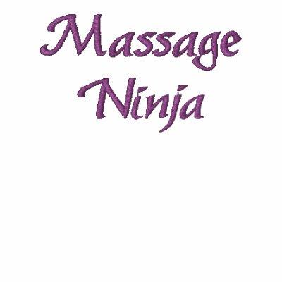 Massage Ninja Polo Shirt