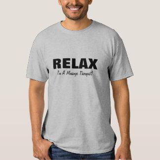 Massage Relax (customizable) Shirt