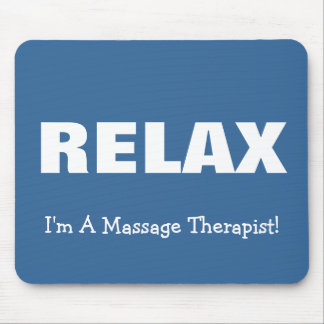 Massage Relax Mouse Pad