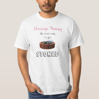 massage stoned T-Shirt