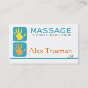 Lmt business cards zazzle massage therapist business card colourmoves