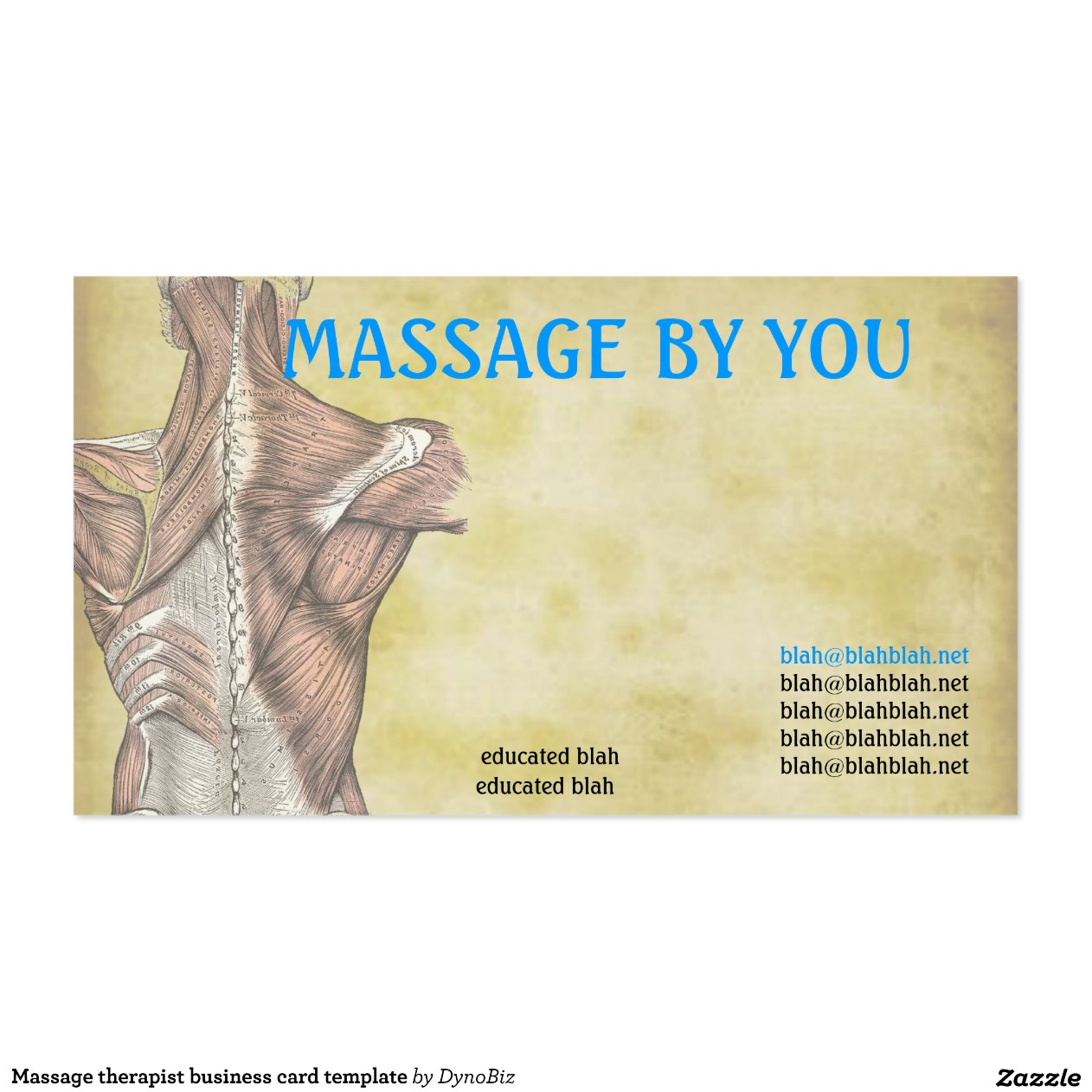 Massage Gift Certificate Template Free 2018 Images Pictures 50