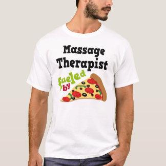 Massage Therapist (Funny) Pizza T Shirt