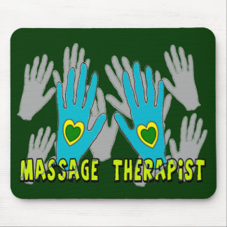 Massage Therapist Gifts Mouse Pad