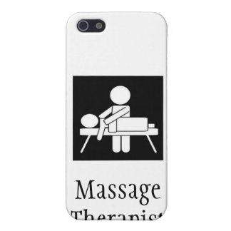 Massage Therapist iphone case
