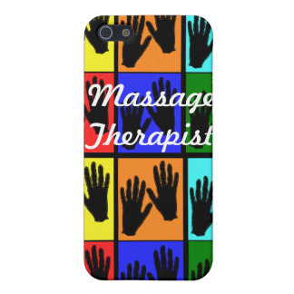 Massage Therapist iPhone Hardcase Covers For iPhone 5