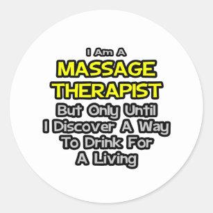 Massage Therapist Jokes Gifts On Zazzle
