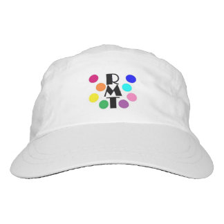 Massage Therapist Logo Sun Shade Hat