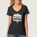 Massage Therapist T-Shirt Super Power