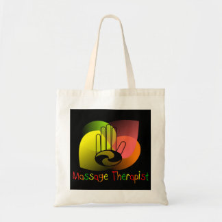Massage Therapist Tote Bags