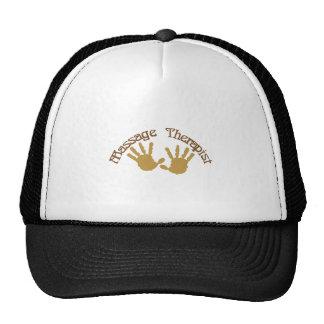 Massage Therapist Trucker Hat