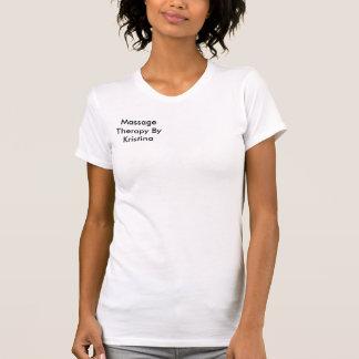 Massage Therapy By Kristina T-Shirt