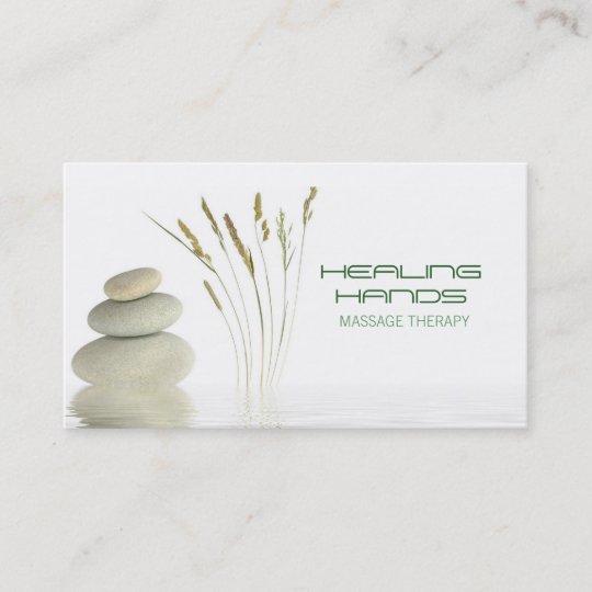 Massage therapy healing arts skin care business business card massage therapy healing arts skin care business business card colourmoves