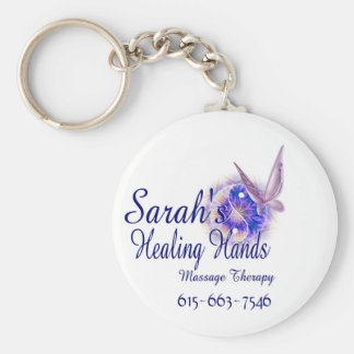 Massage Therapy in Franklin Tennessee Keychain