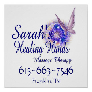 Massage Therapy in Franklin Tennessee Poster