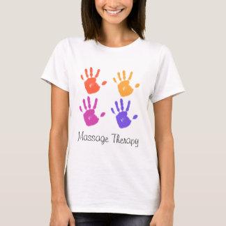 Massage Therapy ladies shirt
