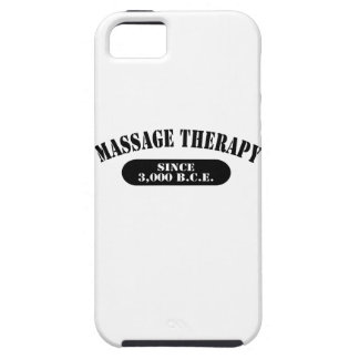 Massage Therapy Since 3,000 B.C.E. iPhone 5 Cover