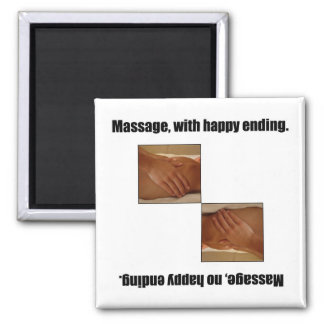 Massage, With Happy Ending. Magnets