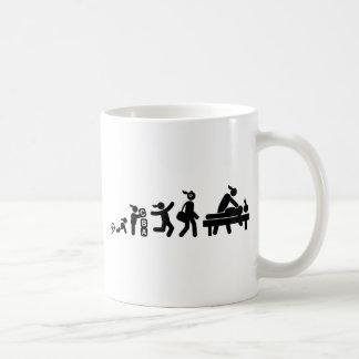 Massaging Coffee Mug
