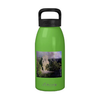 Massai Point Vista: 2011 by ALXSw Drinking Bottle