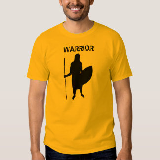 Massai Warrior Tee Shirt