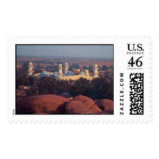 massallatchi.jpg, Zinder, Republic of Niger Postage Stamp