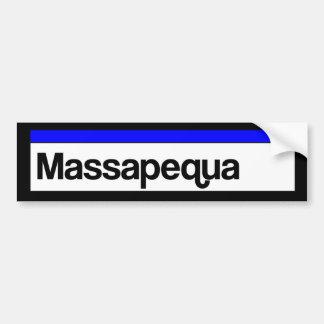 Massapequa Bumper Sticker