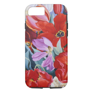 Massed Tulips 2003 iPhone 8/7 Case