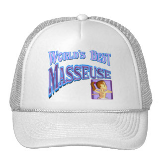 Masseuse Trucker Hats