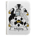 Massey Family Crest Kindle 3G Case