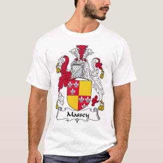 Massey Family Crest T-Shirt