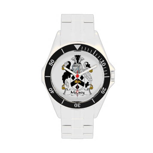 Massey Family Crest Wristwatches