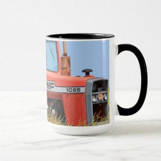 Massey Ferguson Tractor In A Field Mug